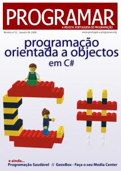 Revista PROGRAMAR: 12ª Edição - Janeiro 2008
