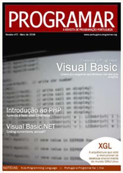 Revista PROGRAMAR: 2ª Edição - Maio 2006